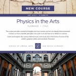 Physics in the Arts